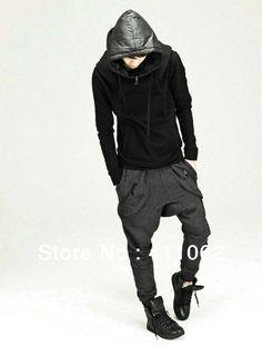 Men Women Unisex Harem Baggy Sweat Pants Athletic Sporty Casual Tapered Sport Hip Hop Dance Trousers dhgate.com