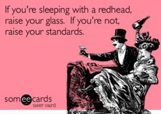 Funny Redhead Cartoon Ecards 5
