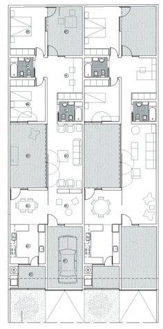 CASA TRES PATIOS / M2G Arquitectos (1)