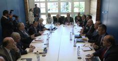 Kıbrıs Konferansı 5'li toplantıyla devam ediyor