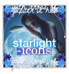 """""""&&✩; our new icon"""" by starlight-icons ❤ liked on Polyvore featuring art and katcatsicons"""