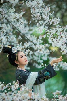 中國的美女