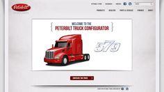 Peterbilt Truck Configurator -- Customize your own truck at Peterbilt. #Peterbilt #PeterbiltTruckConfigurator
