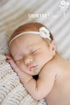 Dainty Small White Flower Headband - Skinny Headband 0cd1577c0a1