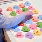 Fun to help learn upper and lowercase letters