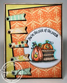My Little Stampin' Spot: {SPD} Pick of the Patch