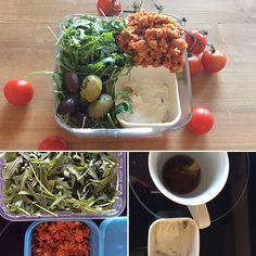 Buddhabowl – kleines Glück in großer Schale Buddha Bowl, Bowls, Vegan, Chicken, Kitchen, Food, Food Food, Serving Bowls, Cooking