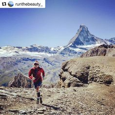 In love with this place. Repost @runthebeauty_ #InstaRunners  #compressport…