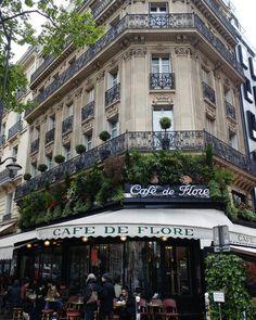 Café de Flore Paris
