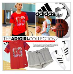 """""""Show Off Your adGIRL Style: Contest Entry"""" by nastya-d ❤ liked on Polyvore"""