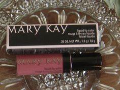 Mary Kay Liquid Lip Color Raspberry Ice  .26 oz NIB #MaryKay
