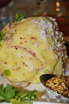 Mashed Potato Bengali Style/ Aloo Bhaaté - The Colour Yellow & Mustard