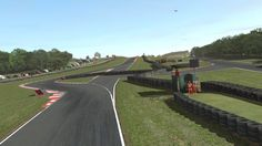 Oulton Park circuit Releases on rFactor 2