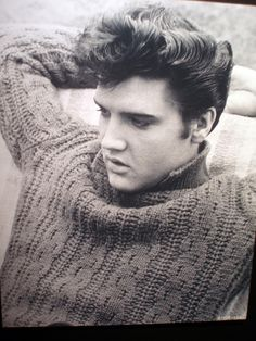 elvis was one of the most attractive guys in history.