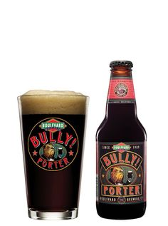 The intense flavors of dark-roasted malt in Boulevard's rendition of the classic English porter are perfectly balanced by a generous and complex hop character. Bully! Porter's robust nature makes it the ideal companion to a variety of foods, from seafood to chocolate. Still my favorite year-round release from Boulevard. Hits the spot no matter the season!!!