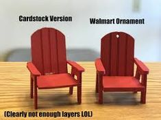 Image result for free svg chair pop up card