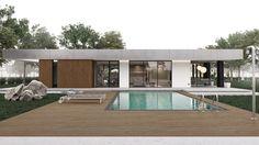 Guest House by Azovskiy&Pahomova Architects