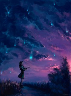 theartofanimation:Margarita Sheshukova It is a wholesome and necessary thing for us to turn again to the earth and in the contemplation of her beauties to know of wonder and humility. ~Rachel Carson