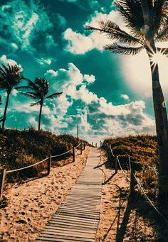 South Beach, Miami by - Summer Vibes South Beach Miami, Miami Florida, Florida Keys, Summer Vibes, Summer Beach, Summer Sky, Summer Fresh, Retro Summer, Summer Pool