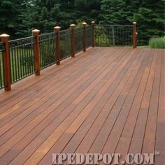 Like the color (decided against stain- way to high maintenance for Ketchikan's rain-)