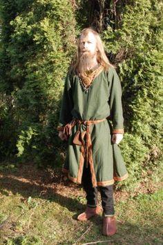 Ensembles Pagan Wicca Witch:  Asatru, Viking, Northern Traditions: Male #ensemble.