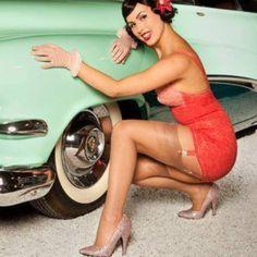 #tyres #wheels #hotrod #pinup