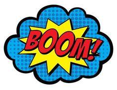Festa Mulher Maravilha: Boom!