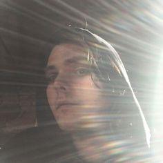 Gerard's latest selfie, via Instagram