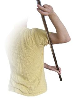 subscapularis stretch this does wonders for tight neck and
