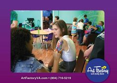 Check our calendar for the next Super Jame - facepainting, glitter tattoos, henna and more. Learn tips & tricks, different techniques or just come be a canvas to be painted on.