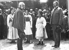 Kaiser Franz Joseph verbrachte insgesamt 83 Mal seinen Sommer in Bad Ischl. Mehr zum 100. Todesjahr:  http://www.nachrichten.at/nachrichten/longread/Der-Mythos-um-Kaiser-Franz-Joseph-I;art180211,2172941 (Bild: OÖN)