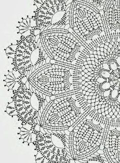 crochet rug crochet carpet doily lace rug by emdesignboutique more - PIPicStats 15 Modèles au Centre de Table au Croche 15 Models at the Croche Table Center Graphic design center: models (pepourlavie) –…Complete your dining room with these models of Crochet Doily Rug, Crochet Doily Diagram, Crochet Carpet, Crochet Mandala Pattern, Crochet Dollies, Crochet Tablecloth, Thread Crochet, Crochet Stitches, Crochet Patterns