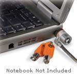 Kensington Technology Group Kensington MicroSaver Notebook Lock-Bulk $39.38