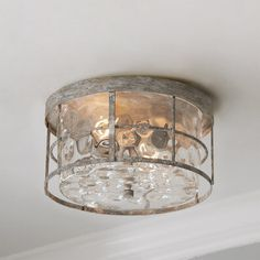 Flush Mount Ceiling Lights - Shades of Light