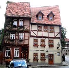 Quedlinburg, Germany - will never forget the amazing little town.