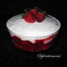 My Strawberry Trifle Recipe is the perfect addition to any Christmas menu.