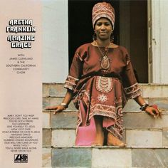 ARETHA FRANKLIN - Amazing Grace ℗ 1972, Atlantic Records _ One of my 1st Gospel Albums as a New Believer!