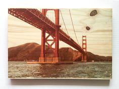 Dad's Golden Gate Bridge, Circa 1977 - Rectangle