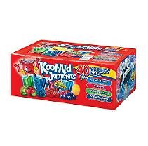 Kool-Aid Jammers Variety Pack - 40 pouches $6.98