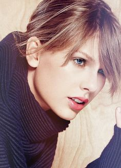 "She looks so vulnerable and delicate here. I just want to give her a hug and say "" It's alright, Tay. You'll be fine."""