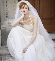 Your day starts by being jilted at the altar.If Nina Cormier's wedding had taken place, she would be dead. But after the bride was. Tess Gerritsen, Runaway Bride, Cool Typography, Altar, One Shoulder Wedding Dress, White Dress, Romantic, Glamour, Bridal