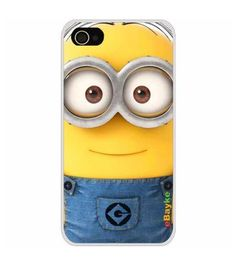 Minion Phone Case #PAPOY