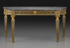 The first exhibit on Pierre Gouthière at the Frick Collection in New York brings together lavish examples of his gilding for the French court of Versailles. Furniture Ads, French Furniture, Shabby Chic Furniture, Antique Furniture, Fine Furniture, Furniture Movers, Classic Furniture, Furniture Outlet, Discount Furniture