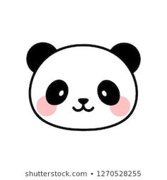 Portfólio de fotos e imagens stock de Gabriyel Onat Cute Panda Drawing, Cute Animal Drawings Kawaii, Cute Cartoon Drawings, Cute Easy Drawings, Cute Cartoon Characters, Art Drawings For Kids, Panda Wallpapers, Cute Cartoon Wallpapers, Kawaii Panda