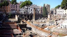 An ancient secret is buried in front of us—just meters below our current street level. Four years ago Spanish researchers of the Institute of History of the Center for Humanities and Social Scie