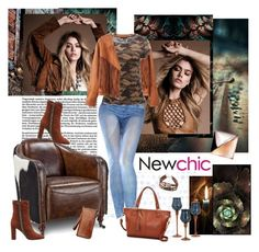 """""""Newchic 8."""" by carola-corana ❤ liked on Polyvore featuring Calvin Klein, Just Cavalli, women's clothing, women's fashion, women, female, woman, misses, juniors and newchic"""