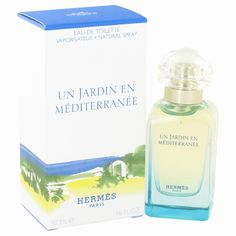 Un Jardin En Mediterranee Eau de Toilette by Hermes, Un jardin en mediterranee, is french for 'a garden in the mediterranean.' this exquiste aroma by hermes was launched in 2003 . This amazing fragran