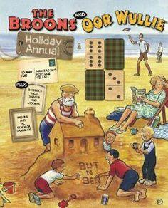 The Broons & Oor Wullie