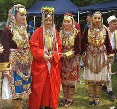 Albanians from Upper Reka, FYR Of Macedonia: