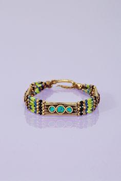 Moon Shield Bracelet